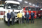 KAMAZ to Discuss Prospects for Cooperation with Senegal