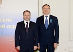 Head of KAMAZ Receives State Award of the RF