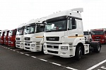 The First KAMAZ Neo Trucks Are Delivered to Clients